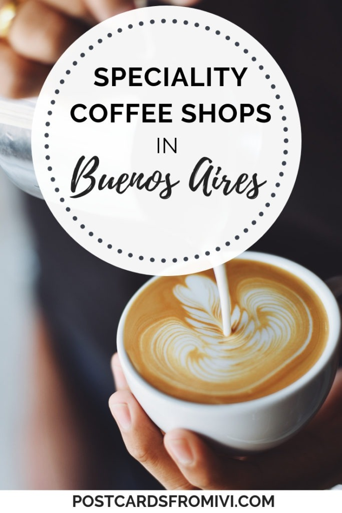 Where to find the best coffee in Buenos Aires, Argentina