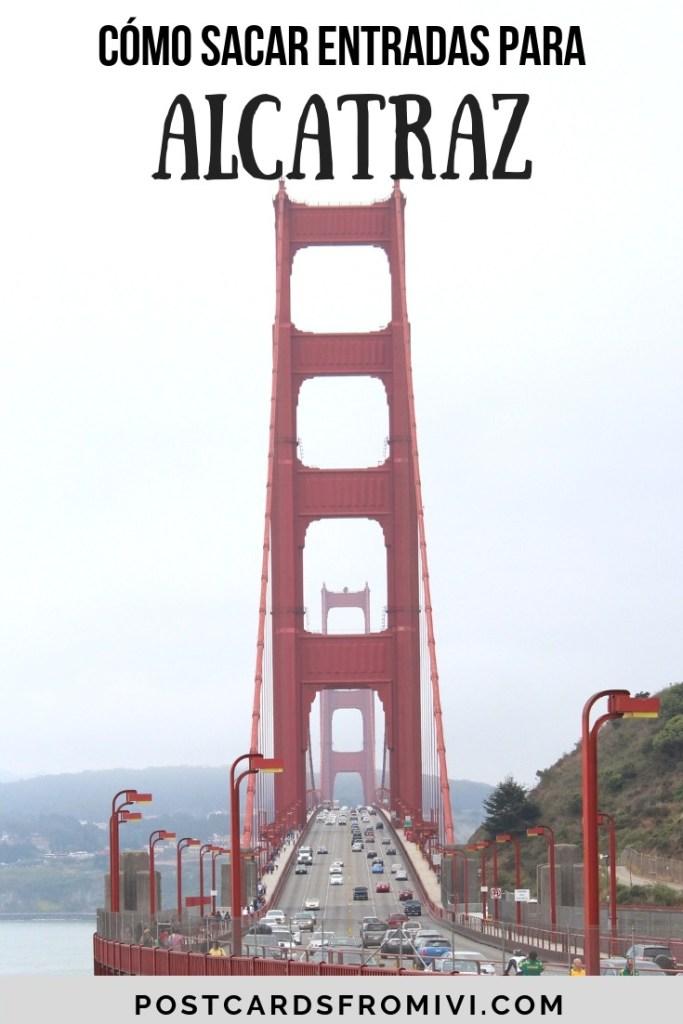 Cómo sacar entradas para visitar Alcatraz