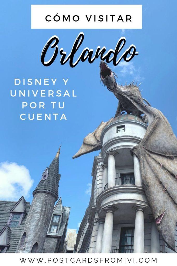 Guía para viajar a Orlando por tu cuenta