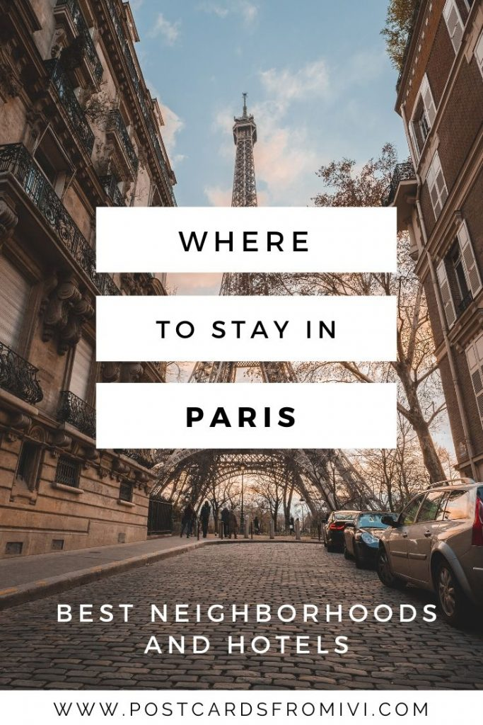 Where to stay in Paris: best areas and hotels