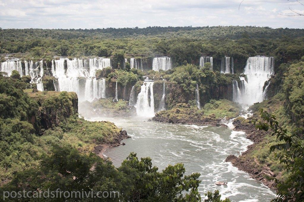 Cataratas del Iguazú lado brasilero