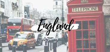 england travel posts