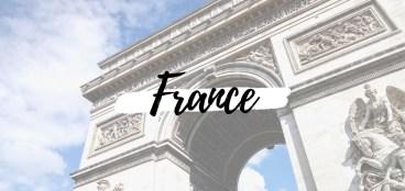 france travel posts