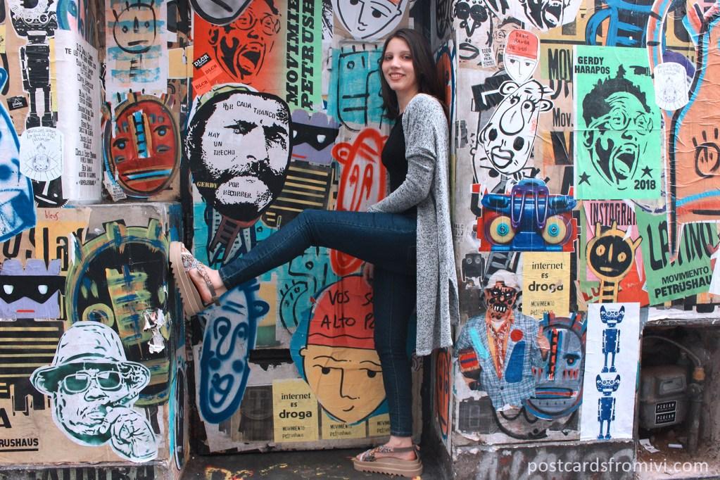 Los mejores murales en Palermo Soho, Buenos Aires