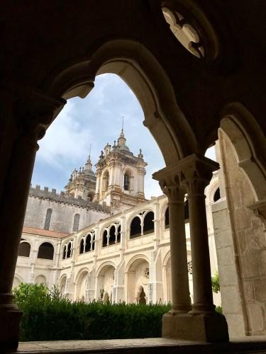 Alcobaça Monastery, Portugal