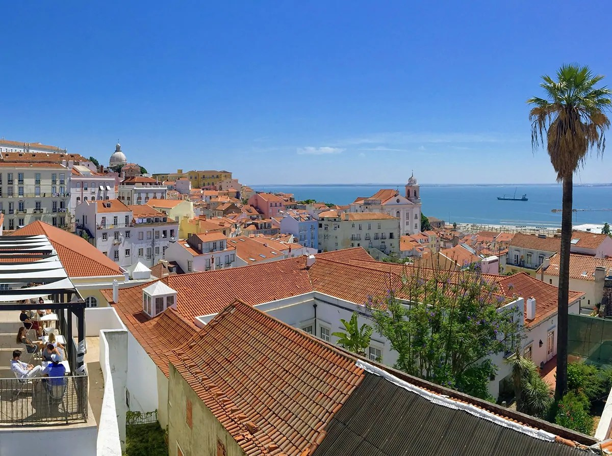 Lisbon Travel Packs the Unexpected