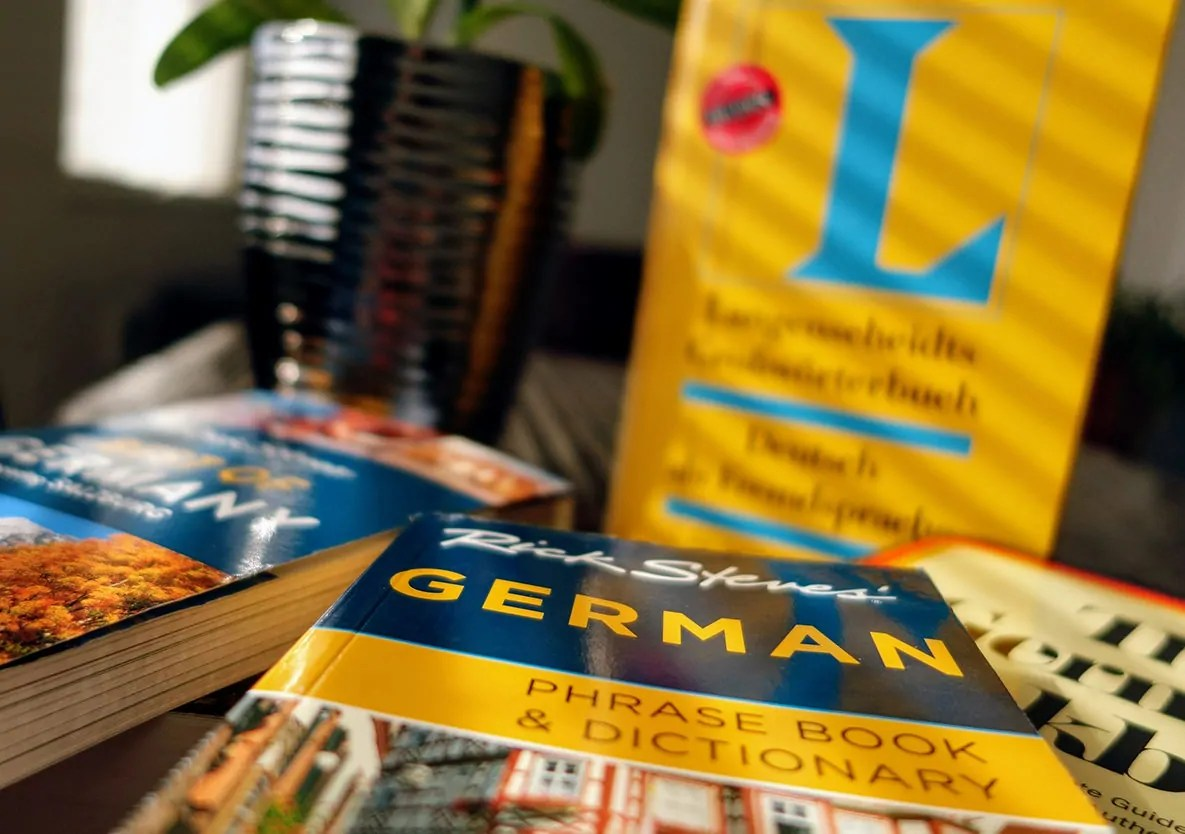 Seven German Words To Tickle Your Fancy