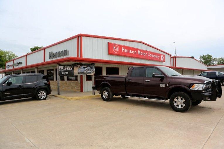 Business-Henson-Dodge-Building