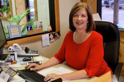 Cheryl Adams, Sales Manager