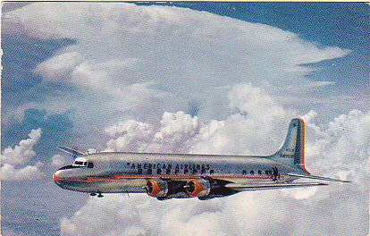 Collecting Vintage Aviation Postcards