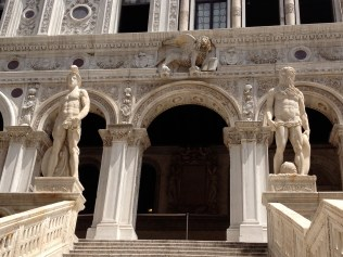 Stairway to power - the Doges Palace