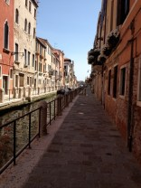 A more serene side of Venice