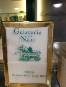 Don't miss: Gelateria di Neri! I promise, you'll want to go back!