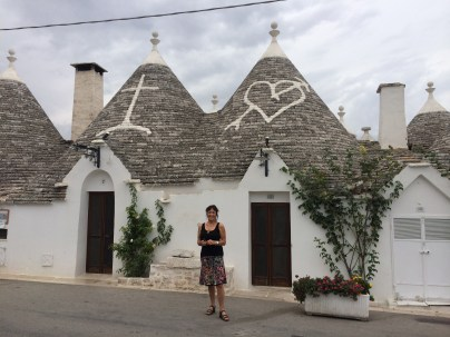 The trulli are truly amazing!