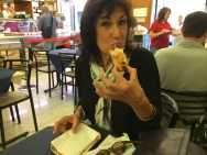 Pizza Margherita- buono!