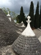 Unique trulli of the Itria Valley