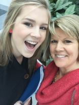 Bev & daughter, Leah Grace - South Carolina