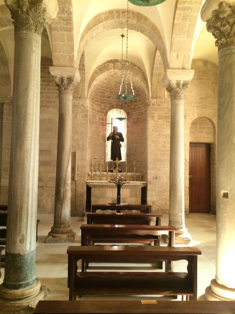 Puglia Trani cathedral St. Nicholas-Photo Victoria De Maio