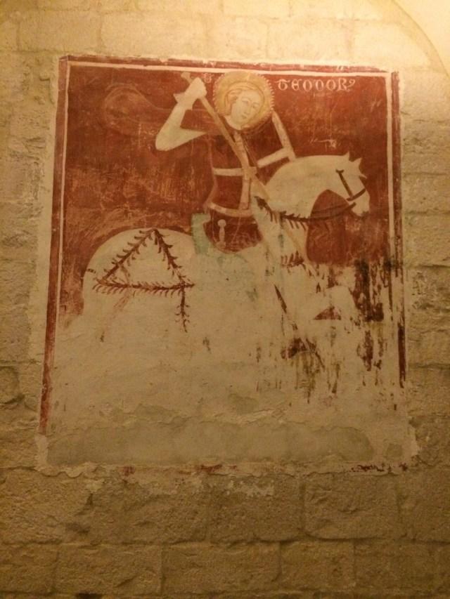 Puglia Trani fresco-Photo Victoria De Maio