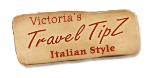 Victorias Travel TipZ Sign