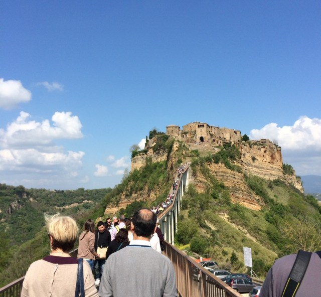 Civita di Bagnoregio - Concrete Bridge