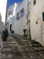 Stroll through white washed medieval cities