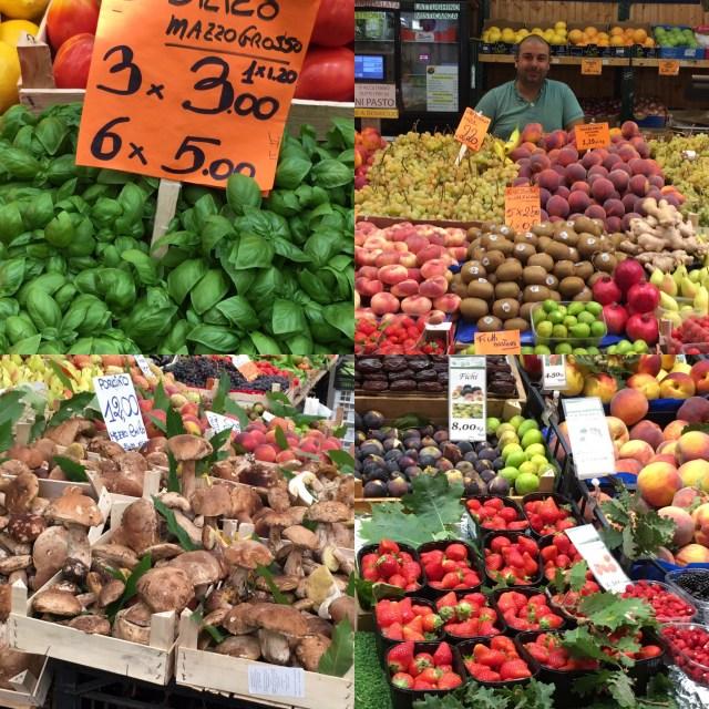 Liguria - Genoa market