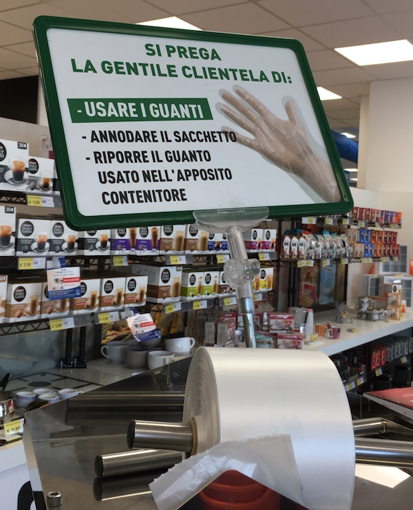 Italy Super Mercati