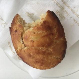 Puglia - pasticciotto at Luca's