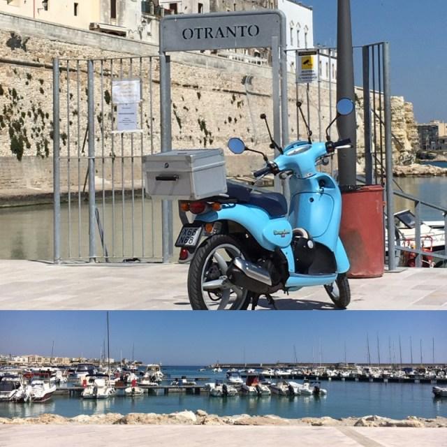 Puglia Otranto Collage 1