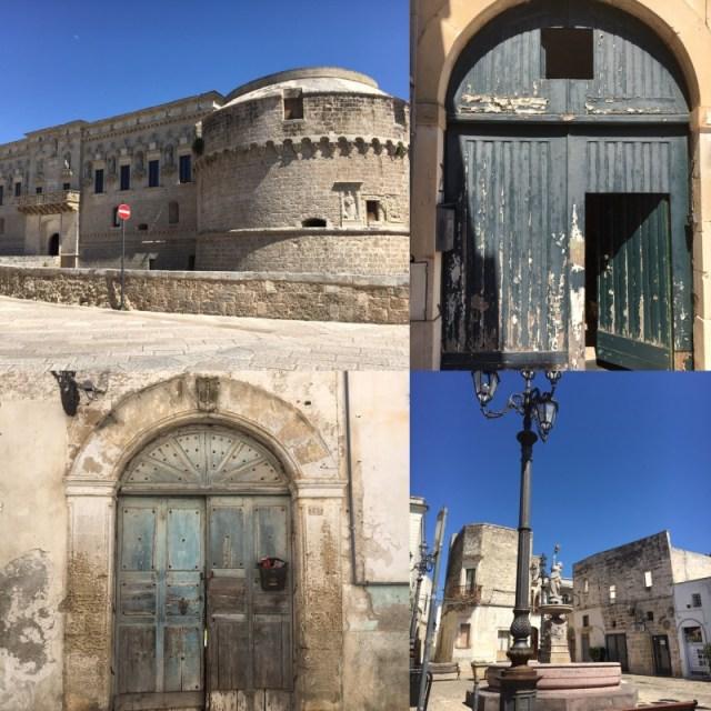 Puglia Collage Cortigliano