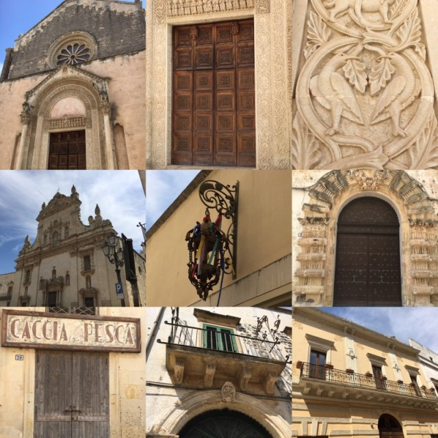Puglia Galatina Collage