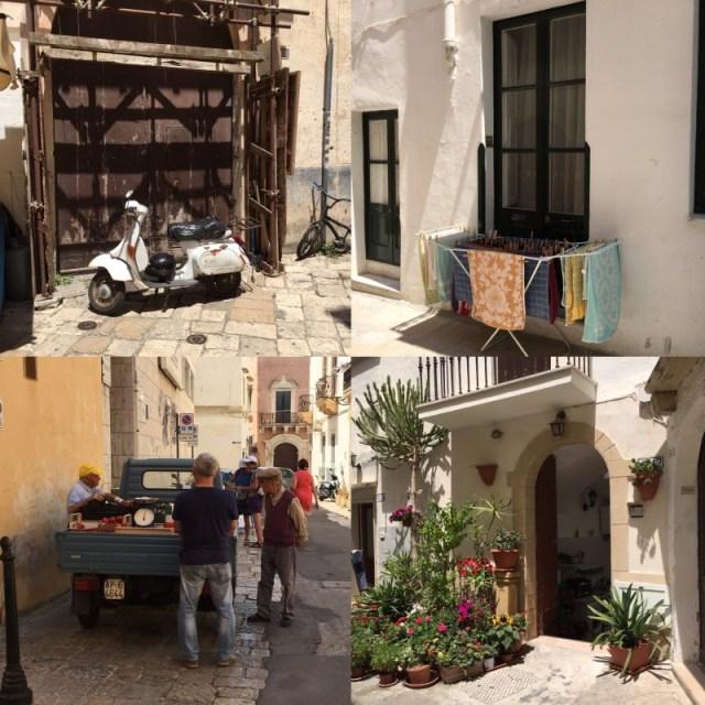 Puglia Gallipoli Collage 3
