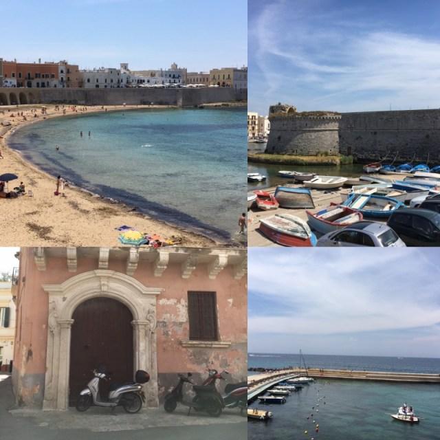 Puglia Gallipoli Collage 1