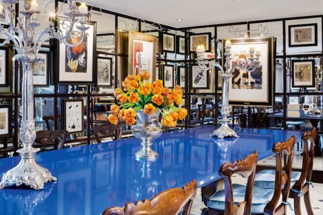 Uniworld River Royale Claret Room