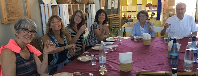 X cheese tasting group