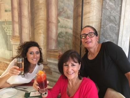 Anna Merulla & Emanuela Raggio in Genoa