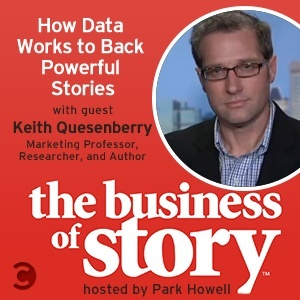 Keith Quesenberry The Business of Story Story Podcast