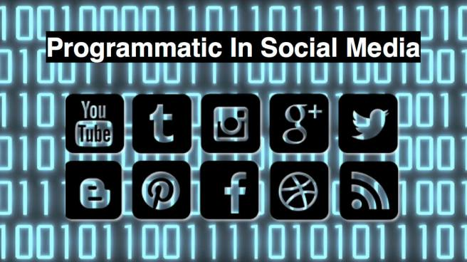 Programmatic Ad Buying In Social Media, Content And Influencer Marketing Strategy