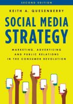 Keith Quesenberrry Social Media Strategy 2nd edition