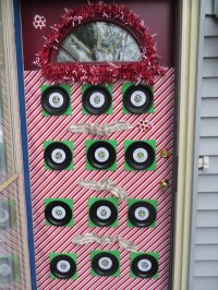 Holiday Door Decorating Contest Winners | Post Eagle Newspaper
