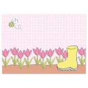 Ansichtkaart Tulpen van Acrealife