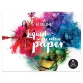 Ecoline Liquid Water Color Paper