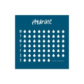 Hydrate tracker van Studio Stationery