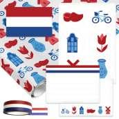 Inpakset Holland van Nouk-san
