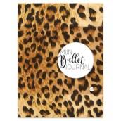 Mijn Bullet Journal Luiaardprint van MUS creatief