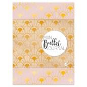Mijn Bullet Journal Retrochic Roze van MUS creatief