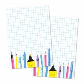 Notitieblok Stationery van Studio Schatkist