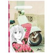 Schrift Manga Italië van Joy's (voorkant)