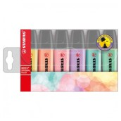 Stabilo Boss Original Pastel 6-set